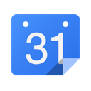 Ico, Calendar RoyalBlue icon