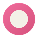 Orkut, Ico PaleVioletRed icon