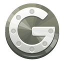 Authenticator DimGray icon