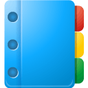 Notebook DodgerBlue icon