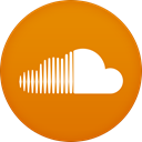 soundscloud DarkOrange icon