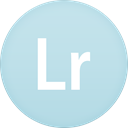 lightroom PowderBlue icon