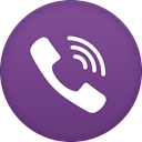 Viber DarkSlateBlue icon