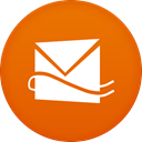 Hotmail Chocolate icon