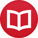 Book Crimson icon