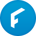 flipster DodgerBlue icon