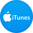 itunes DodgerBlue icon
