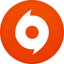 origin OrangeRed icon