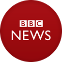 News, Bbc DarkRed icon