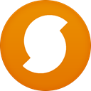 Soundhound DarkOrange icon