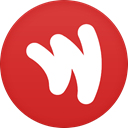 google, wallet Crimson icon