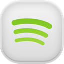 Spotify Gainsboro icon