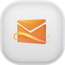 Hotmail Gainsboro icon