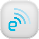 Engadget Gainsboro icon