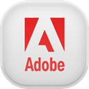 adobe Gainsboro icon
