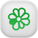 icq Gainsboro icon