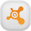 avast Gainsboro icon