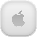 Apple Gainsboro icon
