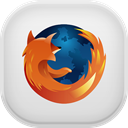 Firefox Gainsboro icon