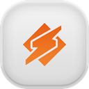 Winamp Gainsboro icon