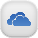 skydrive Gainsboro icon