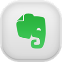 Evernote Gainsboro icon