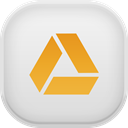 drive, google Gainsboro icon