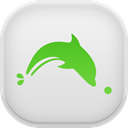 dolphin Gainsboro icon