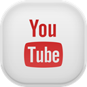 youtube Gainsboro icon