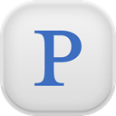 Pandora Gainsboro icon