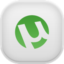 Utorrent Gainsboro icon