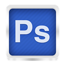 photoshop RoyalBlue icon