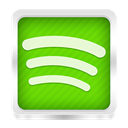 Spotify LawnGreen icon