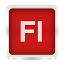 Flash Firebrick icon