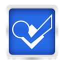 Foursquare RoyalBlue icon