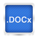 Docx RoyalBlue icon