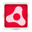 Air, adobe Crimson icon