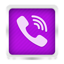 Viber DarkViolet icon