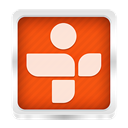 Tunein OrangeRed icon