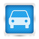 navigation DodgerBlue icon
