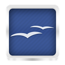 Openoffice DarkSlateBlue icon