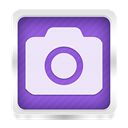 Camera Lavender icon