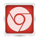 chrome MistyRose icon