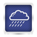 Storm DarkSlateBlue icon