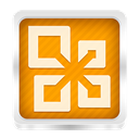 office PapayaWhip icon