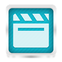movie LightCyan icon