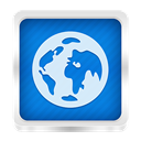 Browser DodgerBlue icon
