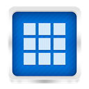 App, Drawer Lavender icon