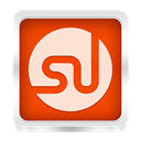 stumble OrangeRed icon