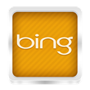 Bing Goldenrod icon